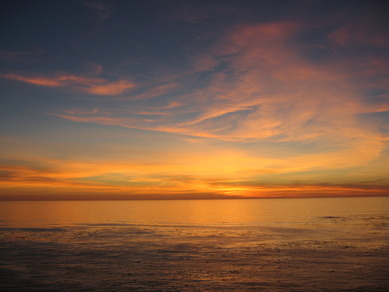 Esalen Sunset 2.11.11