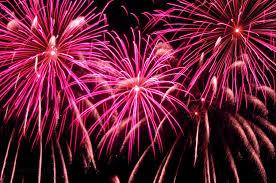 pink fireworks 3
